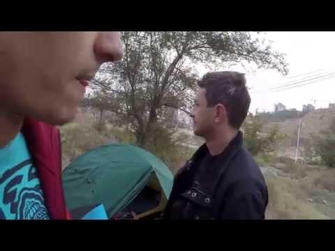 FlypengsTV / Автостопом по Китаю. Часть 11. Ининь-Урумчи.