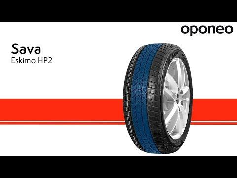 Sava eskimo hp - High performance snow and ice tire