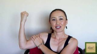 Massage Monday 1-2-12: 3 ways to massage your own biceps