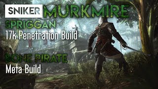 ESO SNIKER - Stamblade PvP Medium Armor Builds - MURKMIRE PATCH