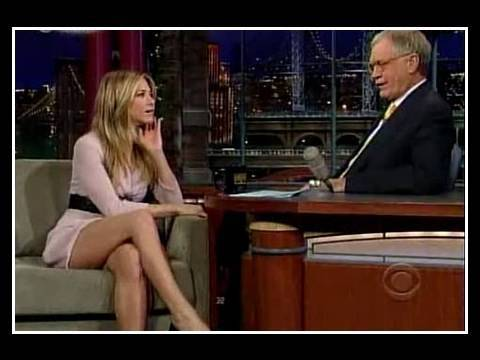 Jennifer Aniston's Legs Save Her From R word Damage