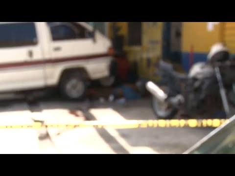 Dos hermanos fallecieron en ataque armado en San Salvador