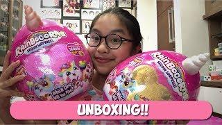 ZURU || UNBOXING RainBocorns Sequin Surprise || GIANT Plushies + Toy Surprises inside !!