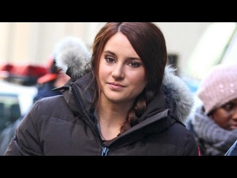 Shailene Woodley May Not Return For 'The Amazing Spider-Man 3'