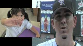 Colorado Rockies All-Star Pitcher Brian Fuentes on Education