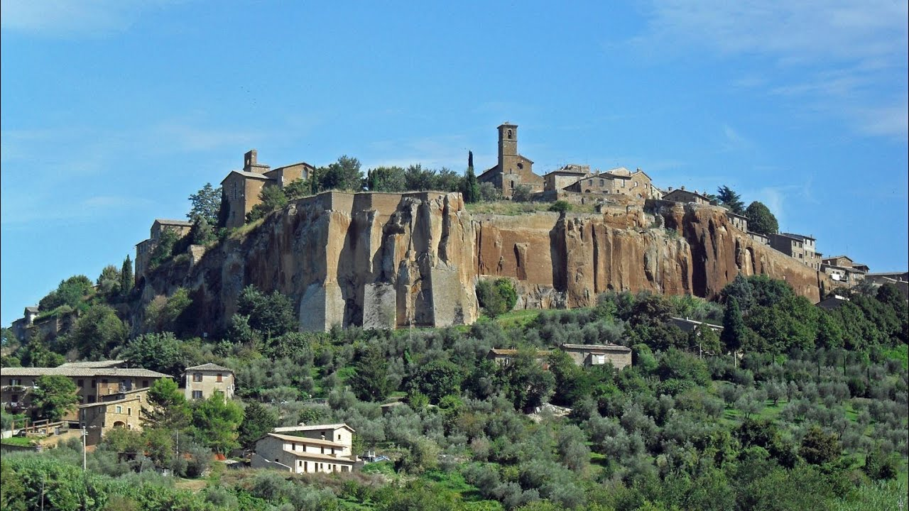 Italy Travel - Orvieto, the Ultimate Hill Town - YouTube