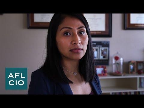 A Teacher's Dream Deferred   Areli Zarate   AFL-CIO Video