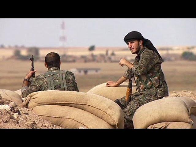 Why is Turkey taking on Kurdish and Islamic State militants?