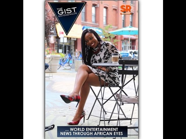 The Gist With Toyosi Phillips: Ep 3 (Sony's The Interview, Toke Makinwa, Our First Guest and More)