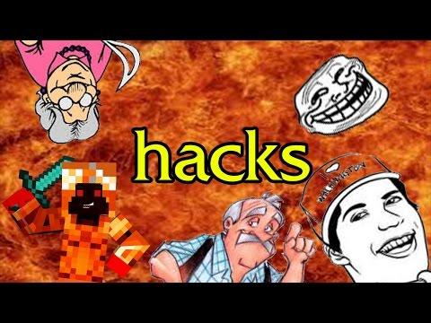 Huzuni # Hack para ser inmortal en HG