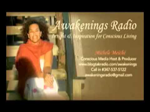 Awakenings Radio Dialogue with Leigh J McCloskey - Re-Visioning the Tarot & Our Myths