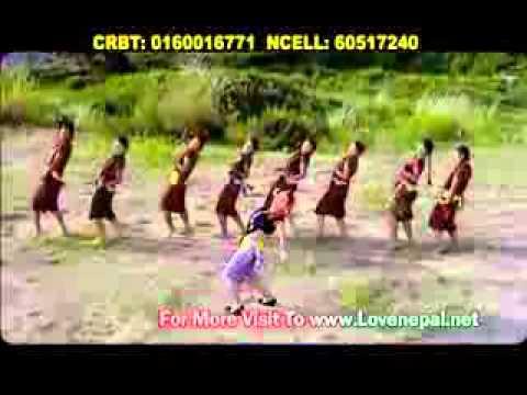 New Nepali Lok Dohori Geet 2013 Maan Ta paryo - Full Song