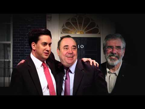 The SNP and Sinn Fein propping up Ed Miliband? Chaos for Britain.