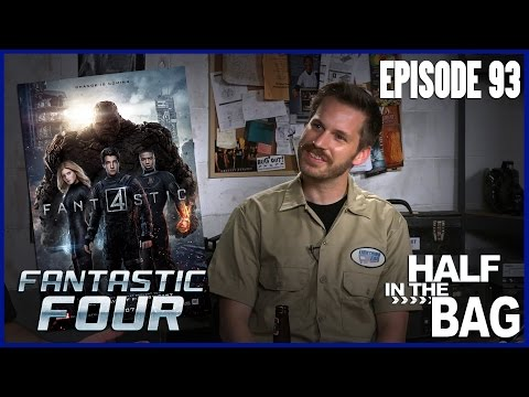Half in the Bag Episode 93: Fantastic Four
