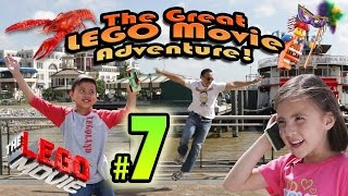 The GREAT LEGO MOVIE ADVENTURE! Episode 7 - NEW ORLEANS