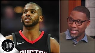 Tracy McGrady declares: 'The Rockets are a dangerous team this year' | The Jump