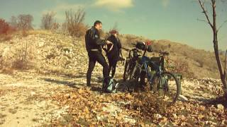 Prespa bike-Tour de Galicica.mpg