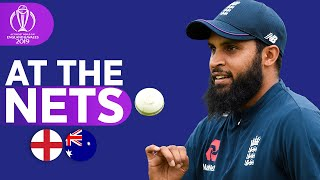 ENG v AUS - At The Nets | ICC Cricket World Cup 2019