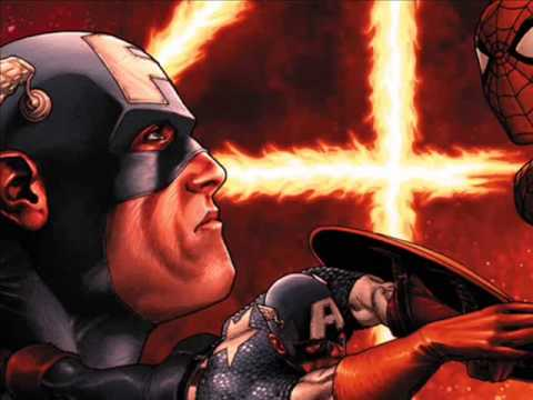 Marvel Civil War - Requiem for a Dream RMX Video