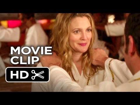 Blended Movie CLIP - Couple's Massage (2014) - Drew Barrymore, Adam Sandler Comedy HD