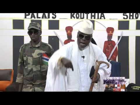 Yahya Jammeh au pdt de la CDEAO - Kouthia Show - 06 Mai 2016