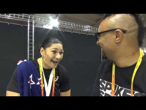 Valerie Adams GREATEST OF ALL TIME Gold Medal Moscow 2013