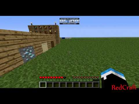 MINECRAFT: REDCRAFT 1.6.4 1.7 [TEXTURE PACK] (DESCARGA/DOWNLOAD)