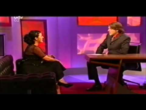 Jessie Wallace Interview on Johnathon Ross - 2003