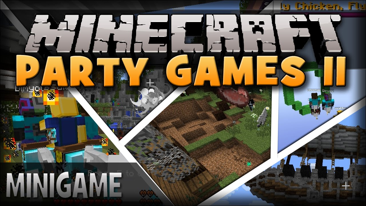 Party Games 2 Minigame
