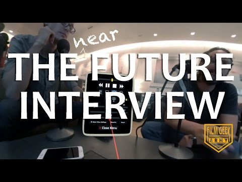 The (near) Future Interview by Viewer Ready