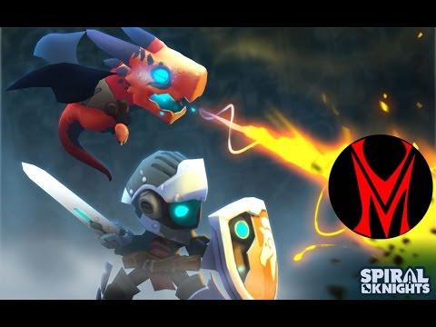 Spiral Knights - mini apresentação e Gameplay