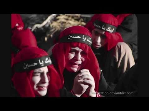 Salare Zeinab Hussain Janam سالار زينب حسين  Ashura Roza Nohe Muharram 2010 Farsi video