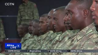 Turkey unveils its biggest military base in Somalia