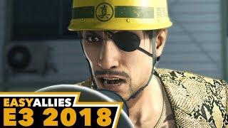 SEGA Atlus - Easy Allies E3 2018 Preview
