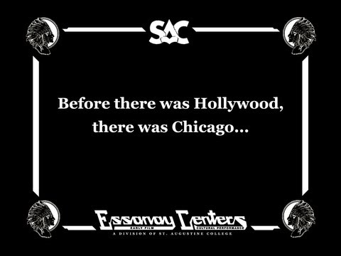 Before there was Hollywood, there was Chicago... Help us save one of the world's first and last silent film studios. Learn more about the project, and the studio that helped rocket stars like...