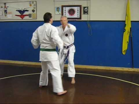 #4 Okinawan karate  Traditional Okinawan Goju-Ryu kata based techniques Image 1