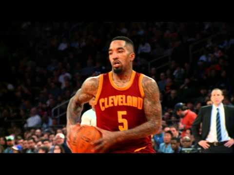 The Return to MSG of J.R. Smith and Iman Shumpert in Phantom Slow-Mo