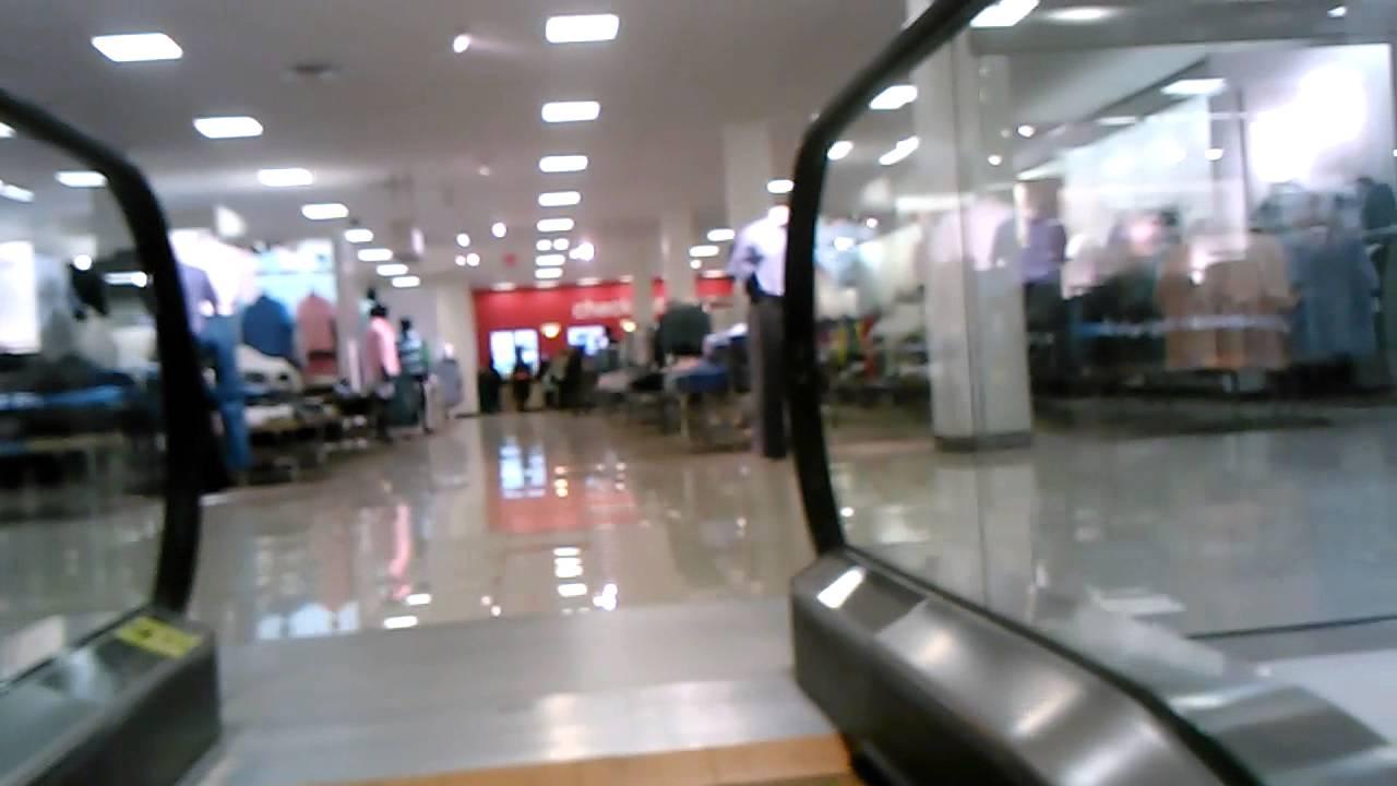 Haughton Escalators Jcpenney Roosevelt Field Mall Youtube