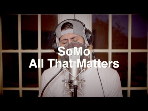 Justin Bieber - All That Matters (Rendition) by SoMo