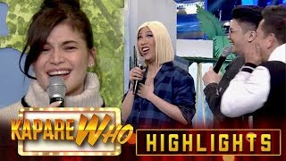 Vice pokes fun of Anne's turtleneck | It's Showtime KapareWho