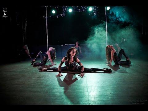 Strip Plastic, choreographer Olga Panaeva, Indigo Dance Studio 2014