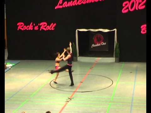 Lisa Finster & Jesko Opitz - Landesmeisterschaft NRW 2012