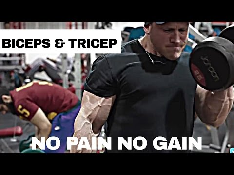 BICEPS & TRICEPS Workout with supersets!