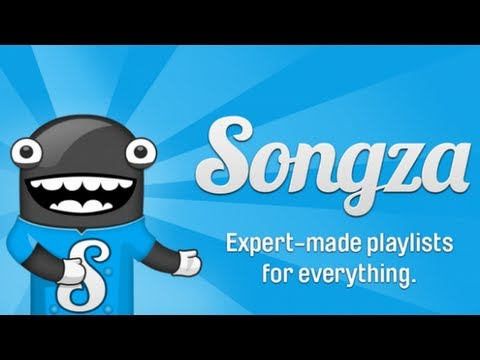 Songza For Android App Review - Awesome Music App!!