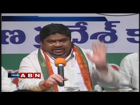 Congress Leader Ponnam Prabhakar speaks to Media at Gandhi Bhavan | Hyderabad | ABN Telugu