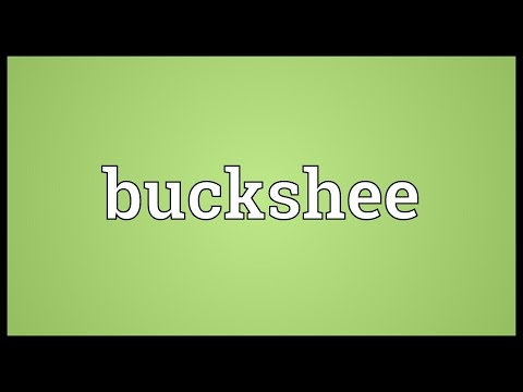 Header of buckshee