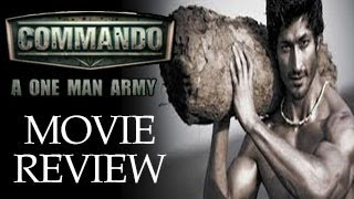 Commando - Commando Movie Review