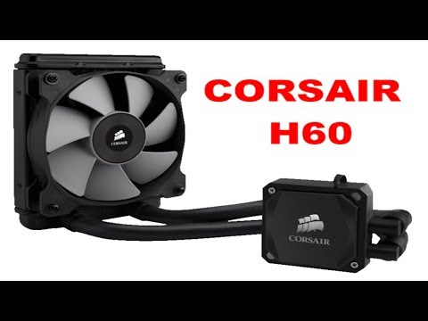 UNBOXING - Water Cooler Corsair H60 2013 - PT-BR