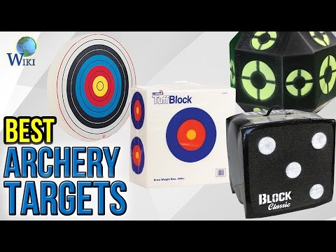 10 Best Archery Targets 2017