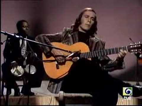 Paco de Lucia - Entre dos aguas (1976) full video Music Videos